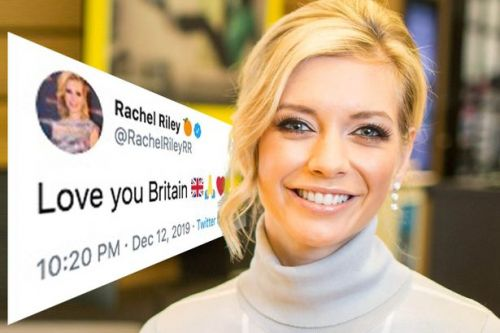 General election 2019: Rachel Riley thanks UK as Labour tanks in exit poll after antisemitism row