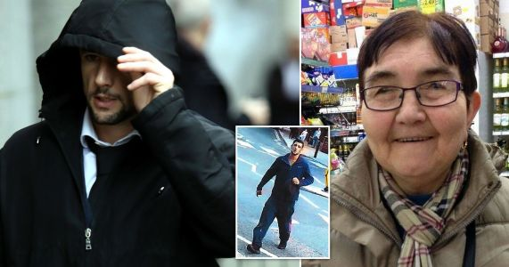 E-bike rider 'killed pedestrian while speeding then fled home as he wanted his mum'