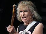 Chrissie Hynde says she saw police stop athlete Bianca Williams