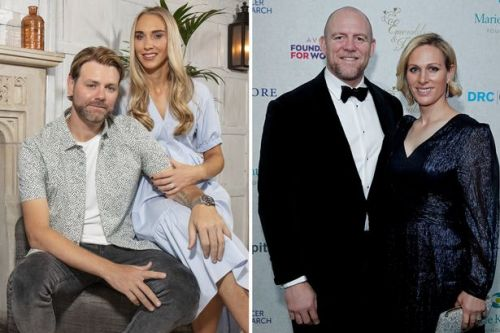 Mike Tindall supports Brian McFadden and fiancée after miscarriage