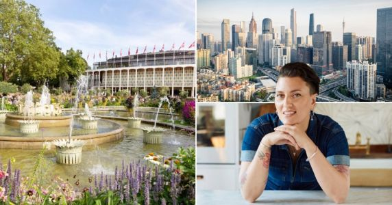 Bettina Campolucci Bordi on Denmark's foodie capital and a 'sinister' stopover in China