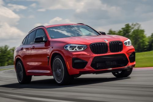 New BMW X4 M 2019 review