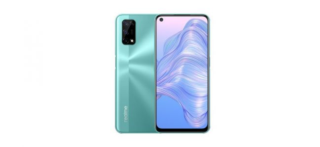 Realme launches its very first Dimensity-powerd 5G phone - the Realme V5