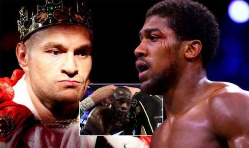 Tyson Fury vs Anthony Joshua wanted this summer but Deontay Wilder decision will be key