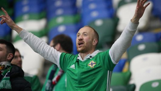 Irish FA hoping to welcome 'modest increase' in Northern Ireland fans for Euro 2020 play-off as football authorities to continue to admit supporters
