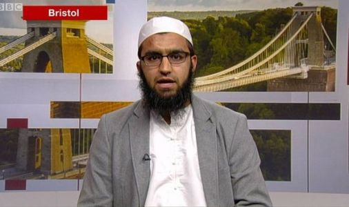 Imam who attacked Boris Johnson in BBC debate SUSPENDED from school after anti-Jew tweets