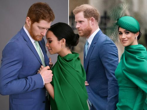Harry and Meghan TV movie casts new leads and people are baffled by first look photos: 'You must be joking'
