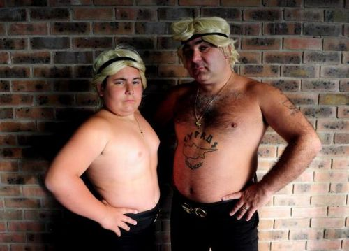 When were dance duo Stavros Flatley on Britain's Got Talent and what have they been up to since?