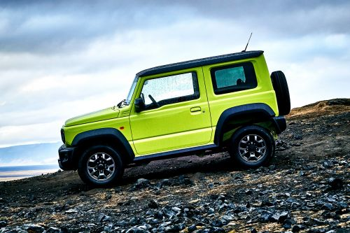 Only 3 stars for the Suzuki Jimny in the latest Euro NCAP results