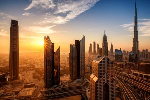 You can currently bag luxury Dubai cruise holidays from £729pp but be quick