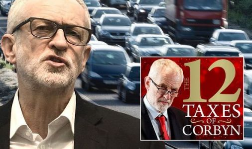 Corbyn's war on drivers: Labour's £11bn tax on oil companies could force you off the road