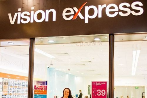 Vision Express to close all branches under Government orders