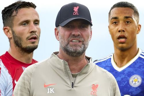 Liverpool's four transfer targets - and how close Jurgen Klopp is to signing them rated