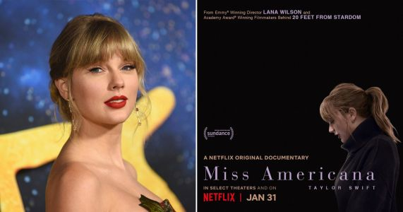 Taylor Swift's Netflix documentary Miss Americana features brand new political anthem