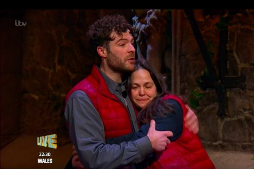 I'm A Celeb fans divided as Giovanna Fletcher is crowned Queen of the Castle