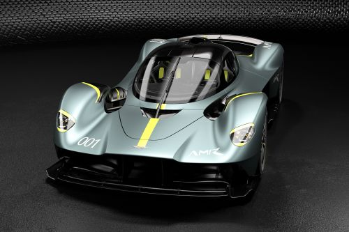 Aston Martin Valkyrie AMR Track Performance pack announced