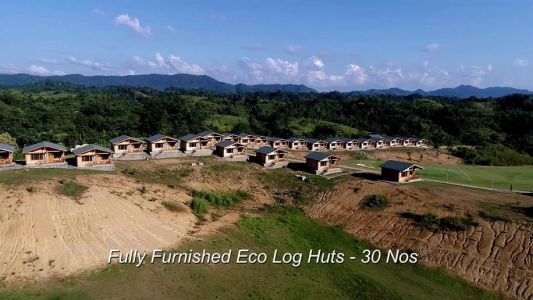 India's tourism ministry inaugurates Thenzawl Golf Resort project in Mizoram