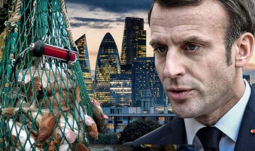 Macron's Brexit nightmare: France warned it will be 'worst-hit' by new UK fishing quotas