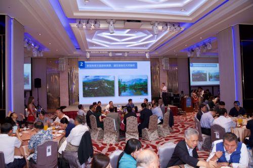 Sanya tourism promo event hosted in Taichung, Taiwan