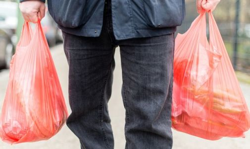 Single-use plastic bag charge will double to 10p from next spring