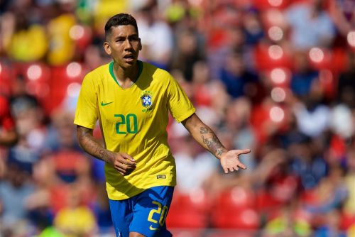 Top-class assist for Bobby Firmino as Brazil start Copa America with a win