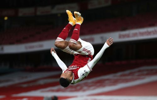 Mikel Arteta clears up Pierre-Emerick Aubameyang 'illness' as Arsenal beat Newcastle