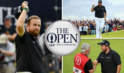 Shane Lowry sets sights on maiden major after wowing Open crowd with new Portrush record