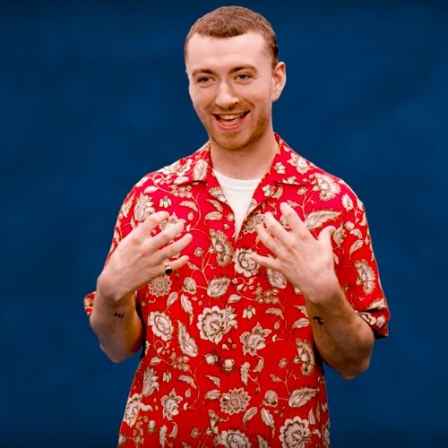 Sam Smith says the music industry is homophobic