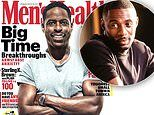 Sterling K. Brown reveals how he lost The Wire role to Idris Elba. as he flexes his biceps