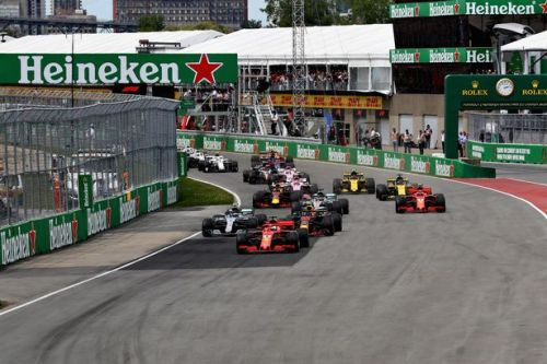 Canadian Grand Prix becomes ninth F1 2020 race axed due to coronavirus crisis