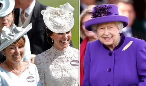 Queen Elizabeth II tribute: How Kate Middleton's family honoured the monarch