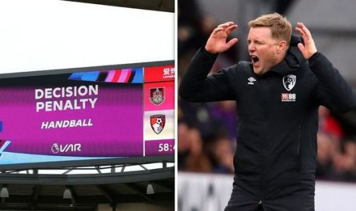 VAR madness at Burnley vs Bournemouth after earlier calamity in Chelsea vs Tottenham