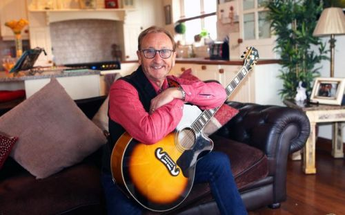 Me and my health: Musician and former broadcaster George Jones