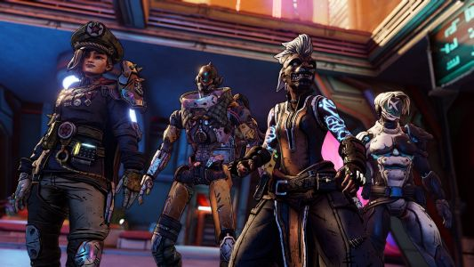 Borderlands 3 kicks off three weeks of Arms Race events with a slew of hotfixes