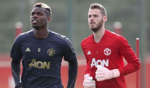 Man Utd boss Solskjaer handed injury blow with Pogba and De Gea to miss Liverpool clash
