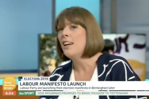 Tories unleash 'fake' video of Jess Phillips 'undermining Labour manifesto'