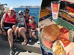 Miguel Barclay reveals how to make a Big Mac at home