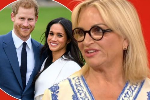 Princess Diana's psychic reveals Meghan Markle and Prince Harry are in for a BIG shock in the future