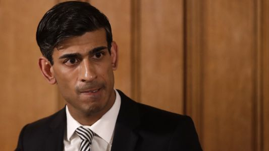 Rishi Sunak's support package is 'sticking plaster' for struggling charities