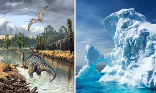 Dinosaur discovery: Antarctic clues shows what REALLY wiped out the dinosaurs