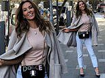 Kyly Clarke flaunts her figure in $5K designer outfit after her ex Michael confirmed his new romance