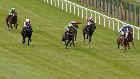 Rhys Williams' Thursday Racing Tips: Wings to break her maiden
