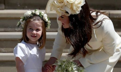 Royal wedding chaos: How Kate fought for Charlotte to follow royal protocol - and lost