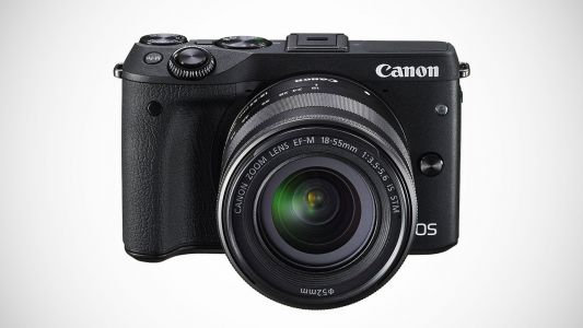 Amazon Prime Day deals: this Canon EOS M3 camera is cheap as chips