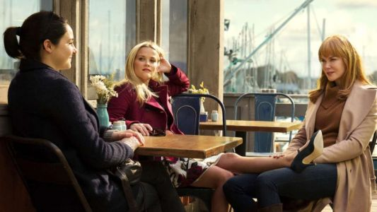 Reese Witherspoon shares Big Little Lies behind-the-scenes photo with Nicole Kidman and Laura Dern