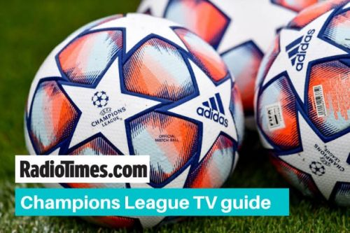 Champions League fixtures on TV - how to watch live games, group stage schedule and more