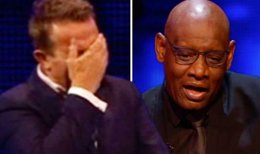 Bradley Walsh loses it as Shaun Wallace impression derails The Chase: 'Don't kill the gag'