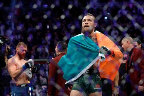 Conor McGregor's record, stats, height and weight ahead of UFC 257