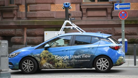 No Need for a Car: Add Images to Google Street View Using Your Phone