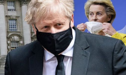 'Ditch it NOW!' Boris urged to quit stalling and pull plug on 'humiliating' NI Protocol